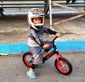 Bicicleta Sin Pedales Tipo Strider Aro 12 Gti Balance 2020
