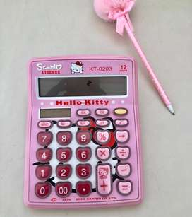 CALCULADORA HELLO KITTY