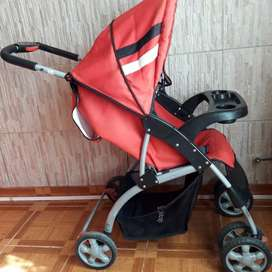 Carro de bebe Felcraft