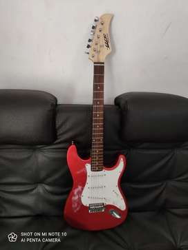 Vendo guitarra electrica jvc nueva