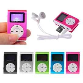 MP3 CON PANTALLA Y FM