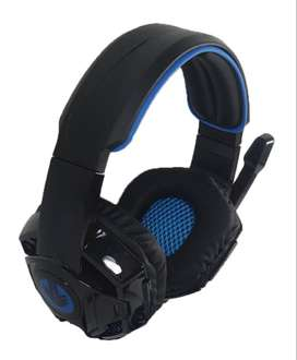 Auricular Gamer Z-24 P/ Pc Ps4 Xbox Luz Led Retro Headset