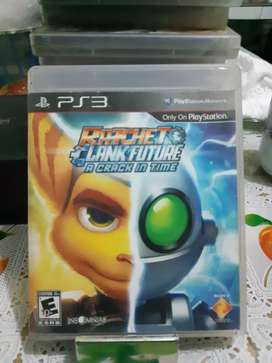 Ps3 ratchet clank future