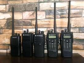 Radio Digital Dgp6150 Vhf Motorola Y OTROS MODELOS DIFERENTES PRECIOS