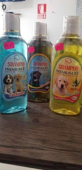 Shampoo Premium para Mascotas
