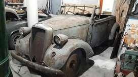 Opel cabriolet 1935 6 cil Super six.