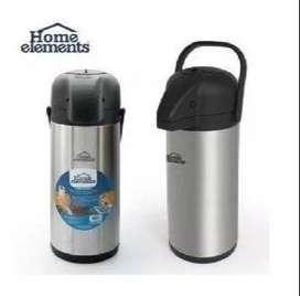 Termo Recipiente Bomba 3 Litros Home Elements