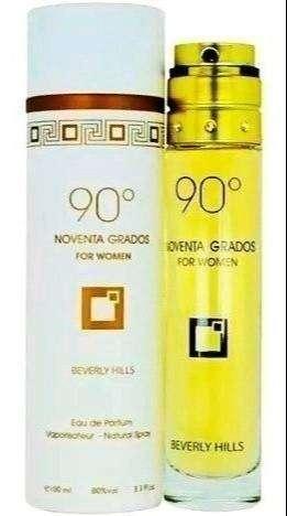 Perfume Beverly Hills 90 Noventa Grados 100ml Mujer Eros