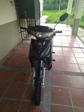 Vendo moto active 110  2013