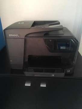 Impresora Hp Officenet Pro 8710