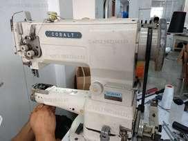 COBALT Ribeteadoras Servicio Técnico de Máquinas de coser