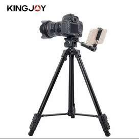 Tripode KingJoy Camara o Celular Sony Canon Nikon