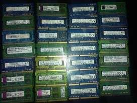 Memoria Ram ddr3 de 2gb Laptop