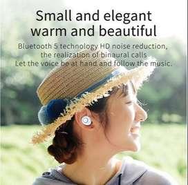 Auriculares inalámbricos Bluetooth 5,0 TWS auriculares estéreo 3D conexión automática manos libres