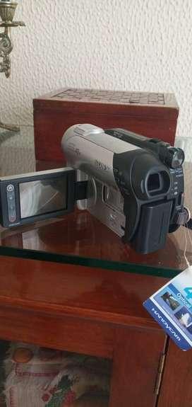 Video Cámara Sony Handycam DCR-DVD 108