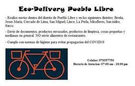 Eco-Delivery Pueblo Libre