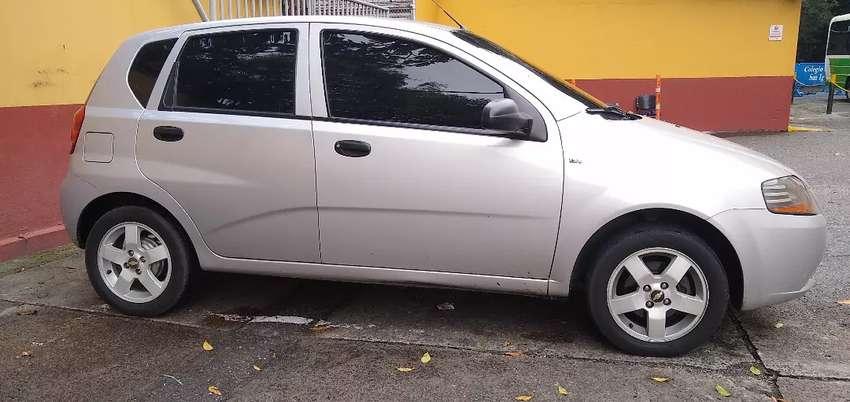 Chevrolet Aveo 2008 0