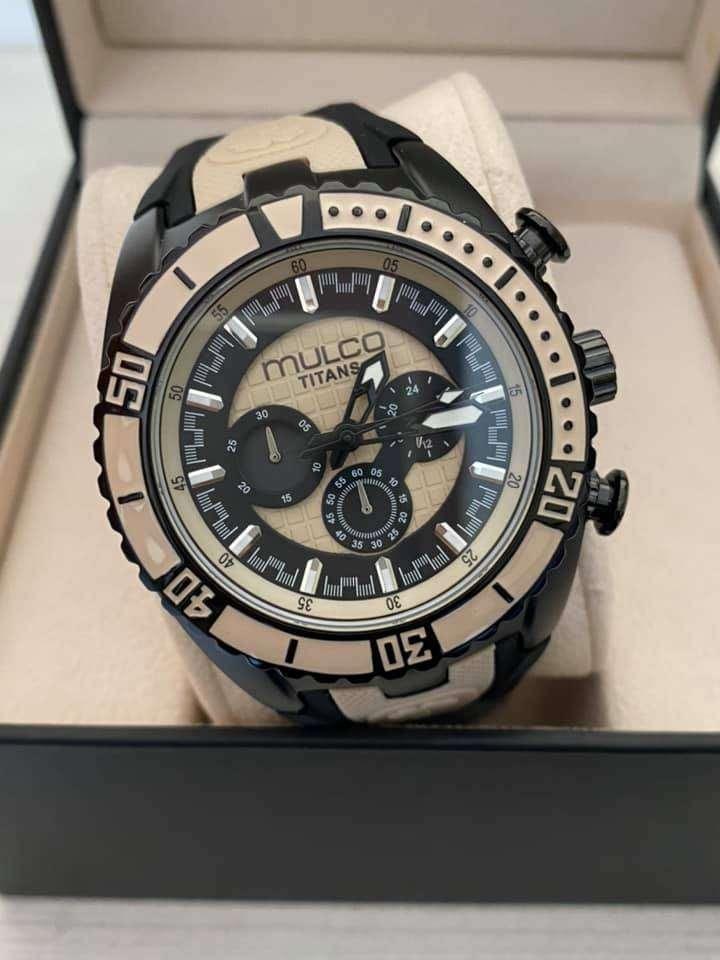Reloj Mulco MW5-1836-115 Para Caballero