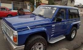 Vendo o Cambio Nissan Patrol 4x4