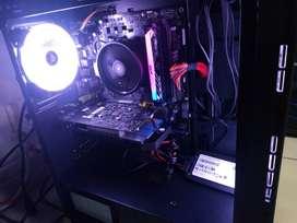 pc gamer RIZEN 5 3400G (NUEVO)