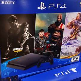 PS4 slim Bundle versión 1TB nuevas