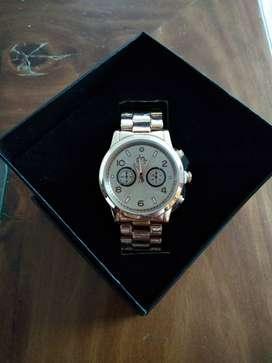 Reloj Oro Rosa