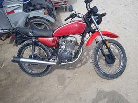 Moto lineal ZS 150