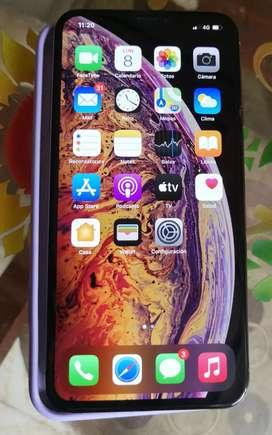 Se vende iphone xs pro max