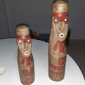 Totem Chachapoyas