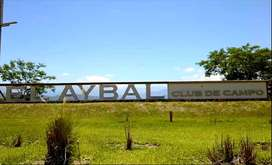 VENTA TERRENO EL AYBAL CLUB DE CAMPO