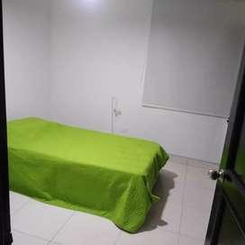 Se arrienda dos excelentes habitaciones en el norte de Barranquilla full acondicionado