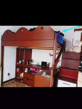 Mueble cama o litera ••••MUEBLES••••