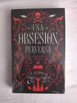 Una obsesión perversa V. E. Schwab Libro