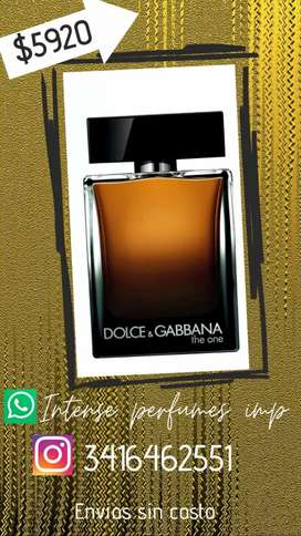Dolce & Gabanna the one edp perfume riquisimo
