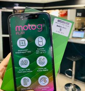 Moto G7 Play Nuevo