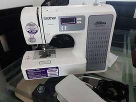 Brother máquina de coser ce8080 Edición Especial de Project Runway Computarizado 80 puntadas