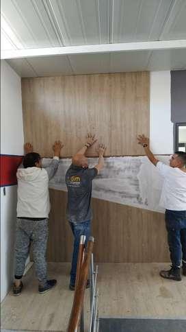 Se solicita carpintero mobiliario oficina