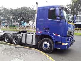 Tracto Volvo