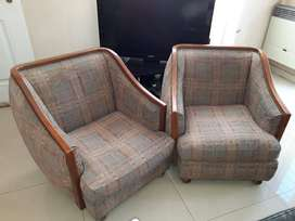 sillones de estilo x2