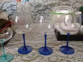 Copas para somelier
