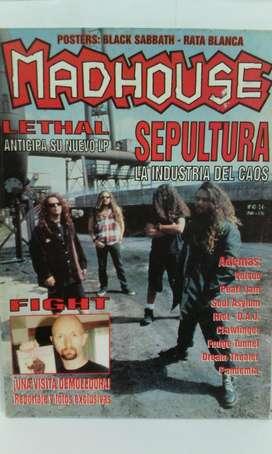 Revista Madhouse nro. 40