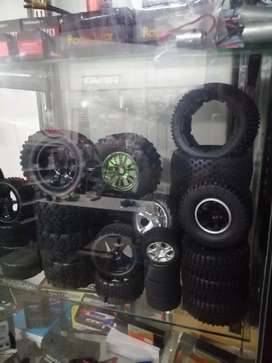 Llantas para Carros RC Buggy, Monster Truck, crawler, baja, M03 M05, Short Course 1/16, 1/10, 1/8, 1/5. RadioControl RC.
