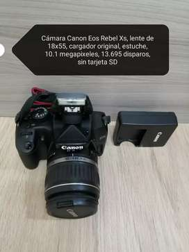 Cámara profesional Canon Eos Rebel Xs