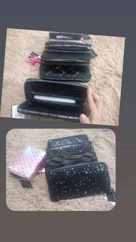 Hermosas billeteras para mamá