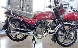 MOTO CLÁSICA MOTOR 150 CC. MONICA.  IMPORTADORA CHIMASA