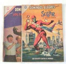 REVISTAS DOMINGOS ALEGRES