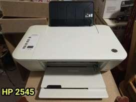 Impresora multifunción HP ink advantage 2545,