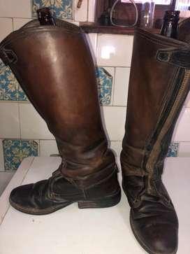 Botas de polo