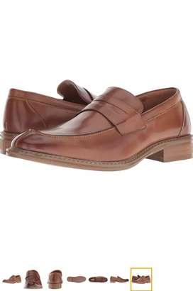 Nuevos Zapatos mocasines para hombre color marrón Unlisted Kenneth Cole