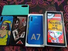 Samsung A7 2018 128gb